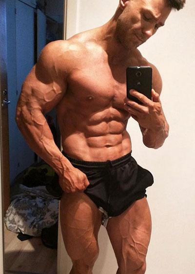 Jugi Pelaa Bodybuilding