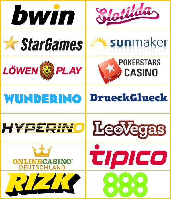 Online Casinos mit Lizenz aus Schleswig-Holstein