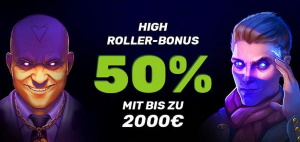Betamo Highroller Bonus