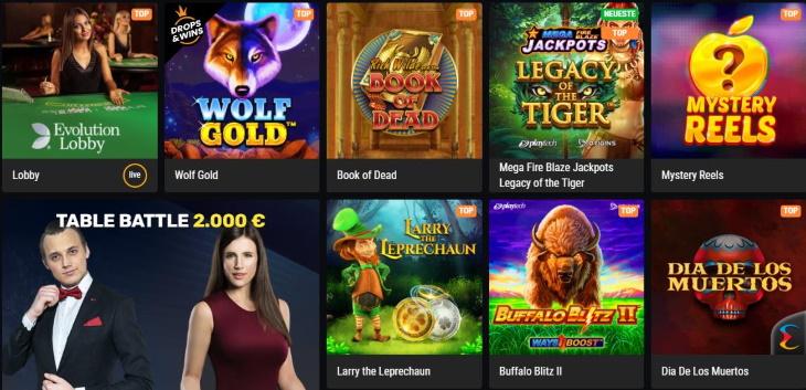 Betamo Spiele
