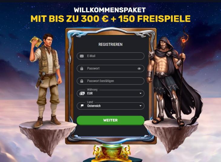 Betamo Willkommensbonus
