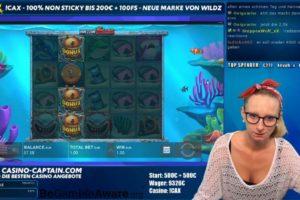 EmmaUndEddy Razor Shark Bonus