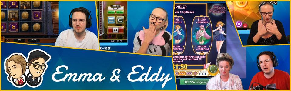 EmmaUndEddy Streamer Titelbild