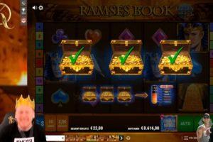 Knossi Ramses Book Bonus