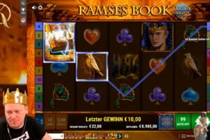 Knossi Ramses Book Vorschau
