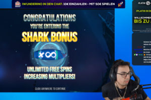 Clout Seven Razor Shark Vorschau Bonus