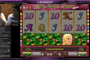 K_Blackwood Lucky Ladys Charm deluxe Big Win