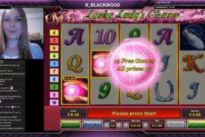 K_Blackwood Lucky Ladys Charm deluxe Freispiele