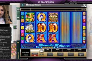 K_Blackwood Mermaids Millions Vorschau