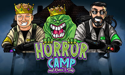 Knossi Horrorcamp Logo