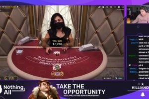 Teuf Blackjack Vorschau Big Win