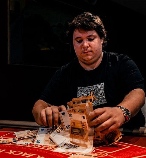 Teuf hohe Gewinne beim Poker