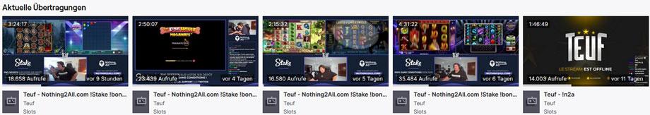 Teuf Twitch