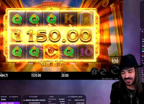 Twitch Casino Roshtein