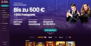 Boom Casino Vorschau Bonus