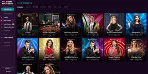 Boom Casino Vorschau Live