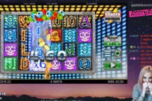 CasinoGrounds Danger High Voltage Vorschau spielen