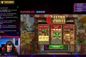 CasinoGrounds Extra Chilli Vorschau Features