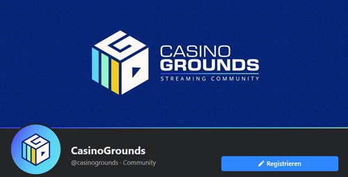 CasinoGrounds Facebook