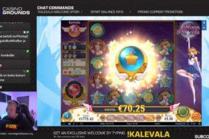 CasinoGrounds Moon Princess Vorschau Feature