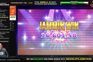 CasinoGrounds Nickslots Jammin Jars Jammin Win