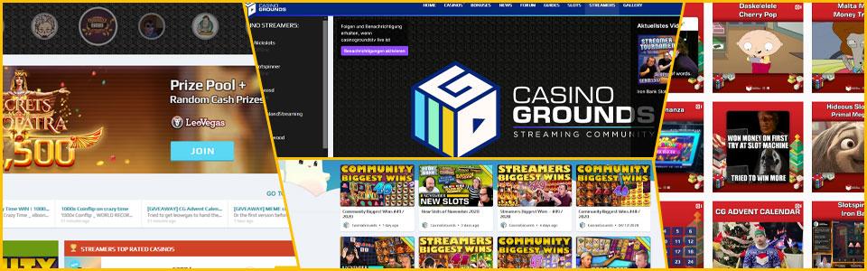 CasinoGrounds Titelbild