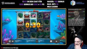 Gamble Gangsta Razor Shark Vorschau Gewinn
