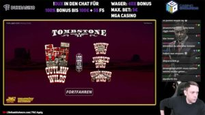 Gamble Gangsta Tombstone Vorschau Feature