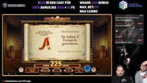 Gamble_Gangsta Legacy of Dead Vorschau Freispiele