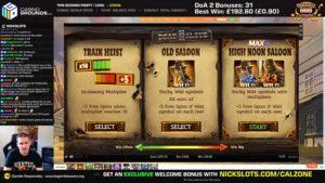 NickSlots Dead or Alive 2 Freispiele