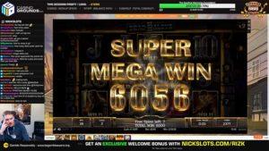 NickSlots Dead or Alive 2 Super Mega Win