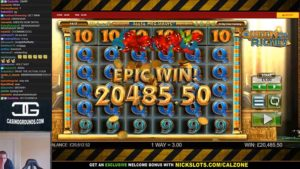 NickSlots Queen of Riches Vorschau Epic Win