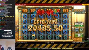 NickSlots Queen of Riches Vorschau Epic Win