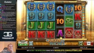 NickSlots Queen of Riches Vorschau Slot