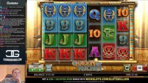 NickSlots Queen of Riches Vorschau Slot