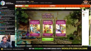 NickSlots White Rabbit Vorschau Bonus