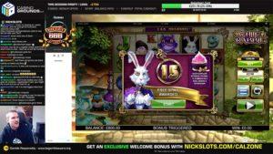 NickSlots White Rabbit Vorschau Freispiele