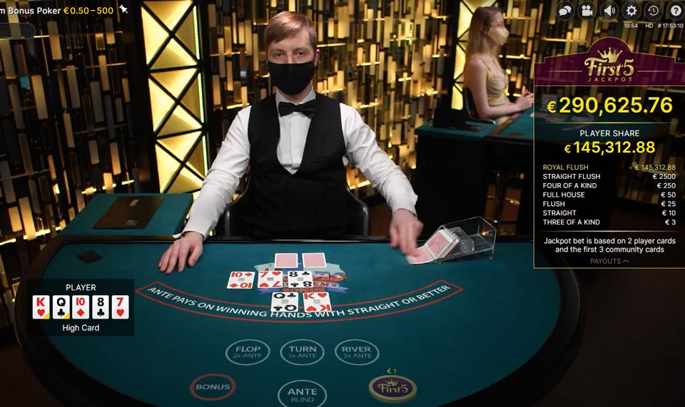 Casino Texas Holdem Vorschau