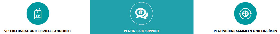 PlatinClub Vorteile