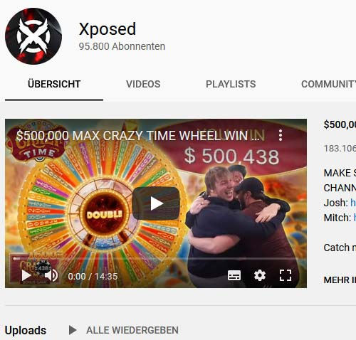 Youtube Account Xposed