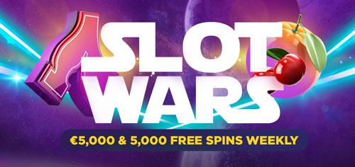 BitStarz Slot Wars