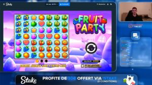 LoopooYT Fruit Party Features
