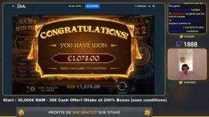 LoopooYT Gams Bonanza Big Win