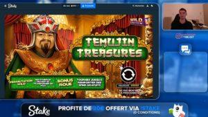 LoopooYT Temujin Treasures Features