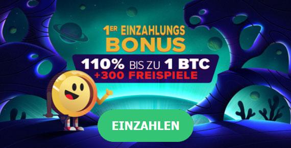 mBit Bonus erste Einzahlung