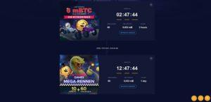 mBit Casino Vorschau Races