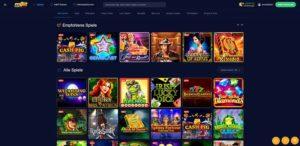 mBit Casino Vorschau Spiele