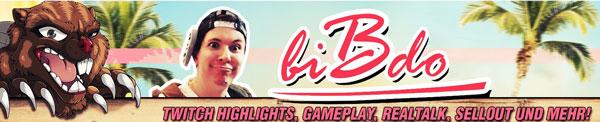 Banner von Bibaboys BiBDO Youtube Kanal