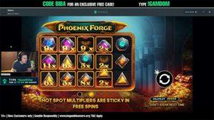 Bibaboy spielt Phoenix Forge Features Vorschau