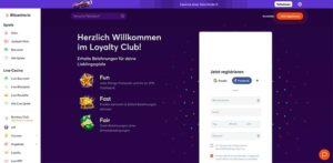 Ein Vorschaubild des Bitcasino.io Loyalty Clubs